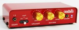 2020 pa550 three channel preamp and phono