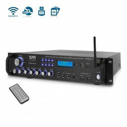 3000W BLUETOOTH HYBRID PRE AMP AMPLIFIER FM STEREO HOME THEA
