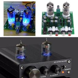 6J1 Hifi Stereo Electronic Tube Preamplifier Board Finished