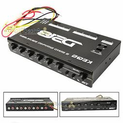 DS18 DS-KEQ5 DS18 Five Band Graphic Equalizer Six Channel/Fi