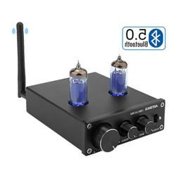 AIYIMA Bluetooth 5.0 6K4 Vacuum Tube Amplifiers Audio Preamp