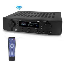 BLUETOOTH HYBRID HOME THEATER PRE AMP AMPLIFIER STEREO RECEI