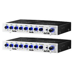 Boss AVA-1210 7-Band Car Stereo Equalizer Preamp Amplifier A