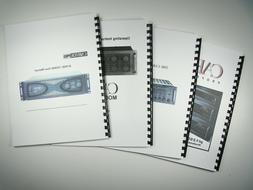 Carver Lightstar Direct preamp Preamp Owners Manual