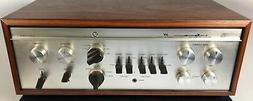 Luxman CL35 MKIII Tube Preamp - NEW Old Stock - Complete Col