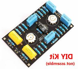 Classic Circuit Tube Preamplifier Preamp Board DIY Kit fit f