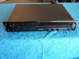 CARVER CT-7/ CT- SEVEN Stereo Preamp Tuner. Fully Tested and