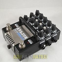 """AMT ELECTRONICS GUITAR PEDAL PREAMP SS-30 """"BULAVA"""" 3-channel"""