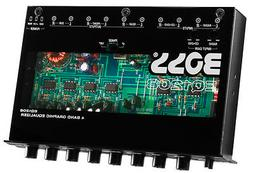 Boss Eq1208 4 Band Preamp Equalizer With Subwoofer Output