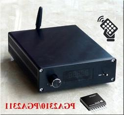 Finished F3 Bluetooth 4.2 Remote Preamplifier Stereo HiFi PG