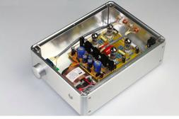 Finished PRT05A 12AX7 Tube Preamplifier base on conrad-johns