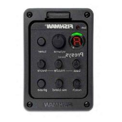 Fishman Presys Blend 301 Onboard Preamp Pickups EQ Tuner Mic