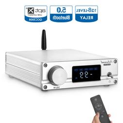HiFi Bluetooth 5.0 Stereo Preamp Receiver Home Audio Pre-Amp