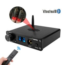 HIFI Bluetooth Preamplifier Audio Preamp USB OLED With Remot