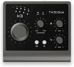 Audient ID4 MKII USB-C 2in/2out Audio Interface - ID4MK11