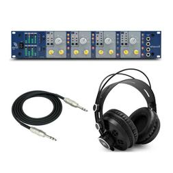 Focusrite ISA 428MkII 4-Channel Microphone Preamp Bundle wit