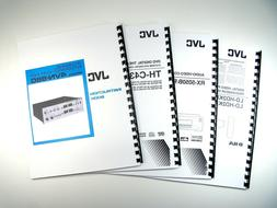 JVC P-3030 Preamplifier Owners Instruction Manual