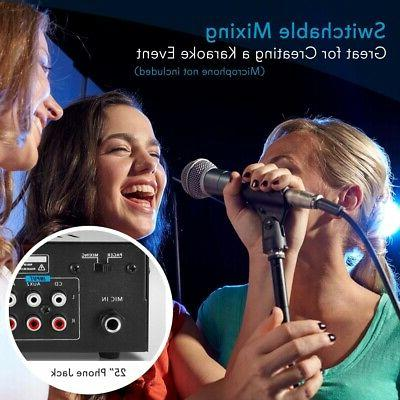 240W POWER THEATER SYSTEM USB MP3 PLAYER