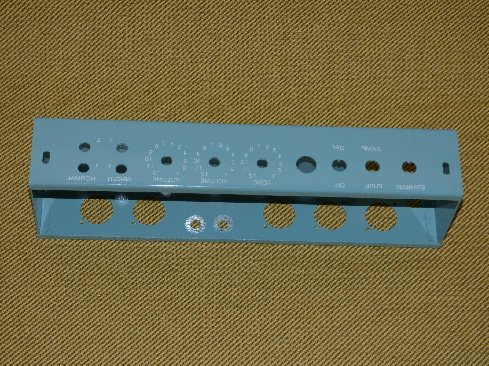 5c3 chassis for tweed deluxe w octal
