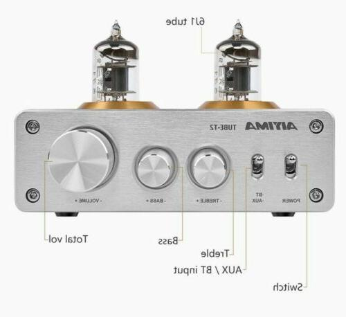 AIYIMA Vacuum Amplifier 5.0 Preamp TUBE-T2