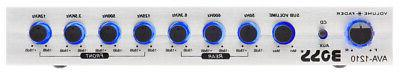 Boss AVA-1210 7-Band Stereo Equalizer Preamp Audio