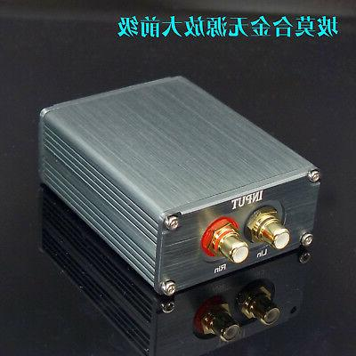 fv5 with gain audio cow boost passive