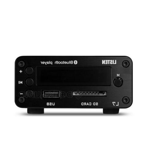 HiFi 5.0 DAC USB Player FM