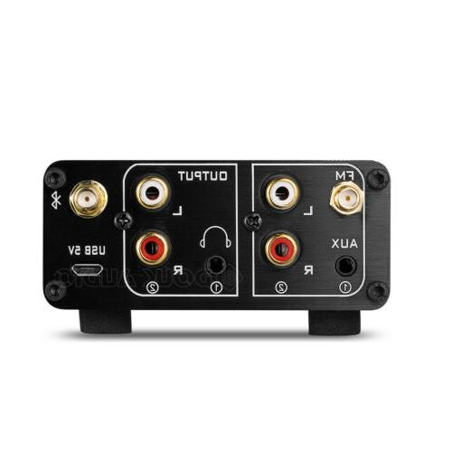 DAC Stereo Audio USB Music FM