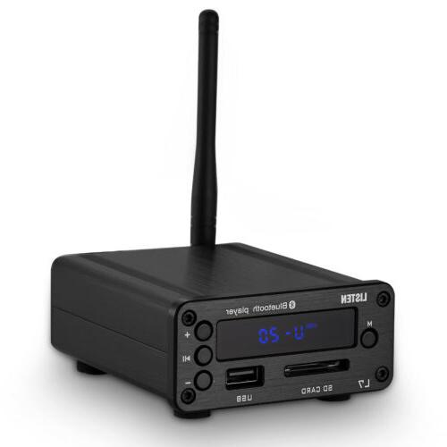 hifi bluetooth 5 0 receiver dac stereo
