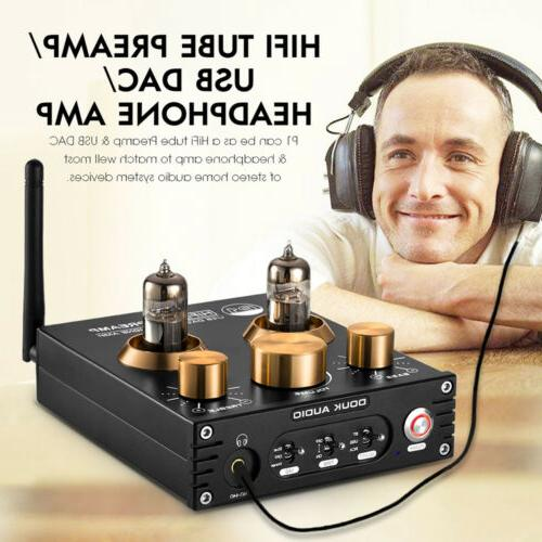 HiFi Bluetooth 5.0 Audio USB Headphone Amp APTX