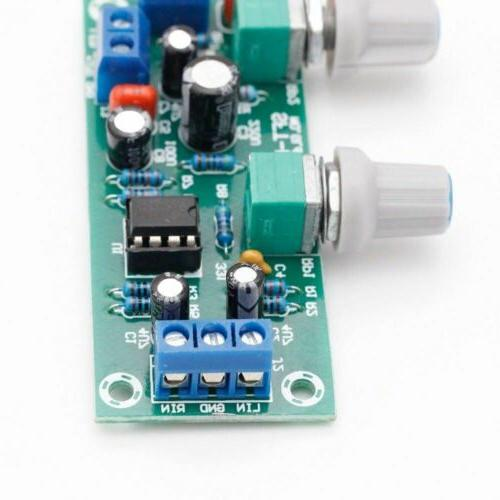 Low-Pass Preamp 2.1 DC 10-24V