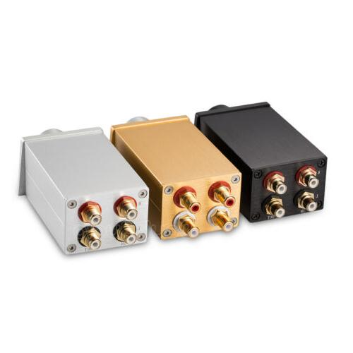 Mini Passive with Volume Power Amplifier Active