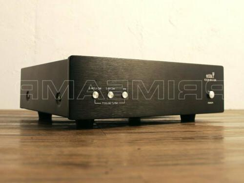 YAQIN MS-33B MC/MM 12AU7 Pre-Amplifier for Turntable