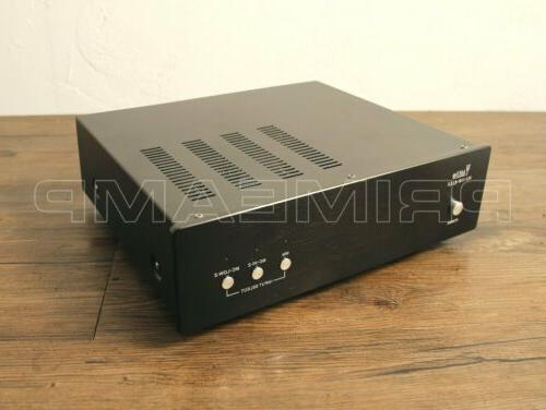 YAQIN 12AX7 12AU7 Vacuum Pre-Amplifier for Turntable