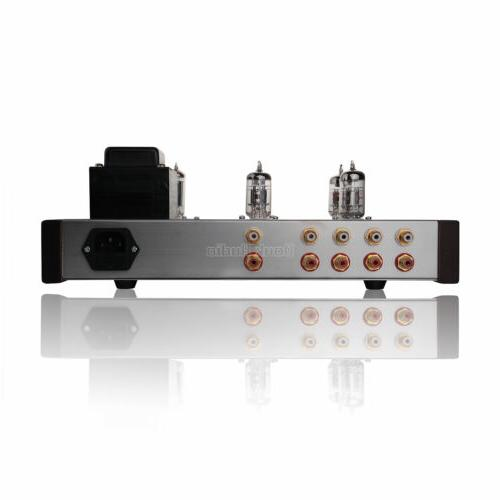 Nobsound 12AU7 Valve Preamp Stereo Preamplifier