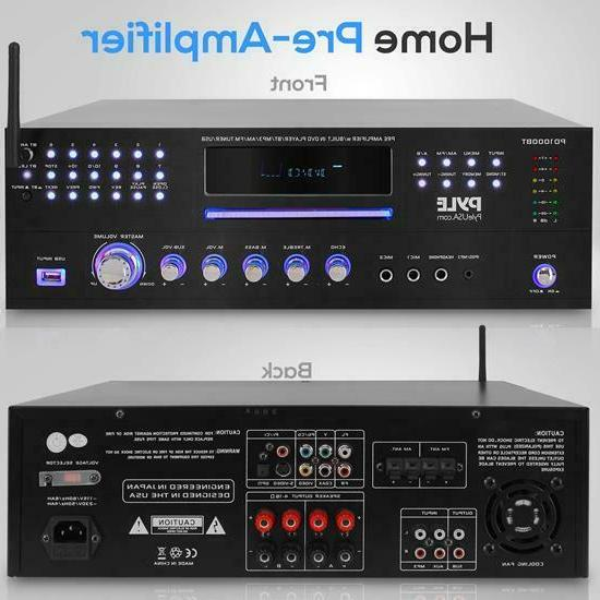 Pyle 1000W Stereo Channel