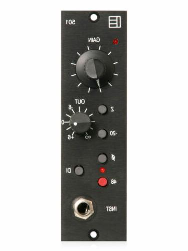 Pete's Audio Electrodyne 501 | Stage Preamp