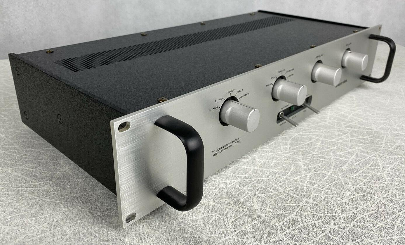 AUDIO RESEARCH SP-5 STEREO NICE