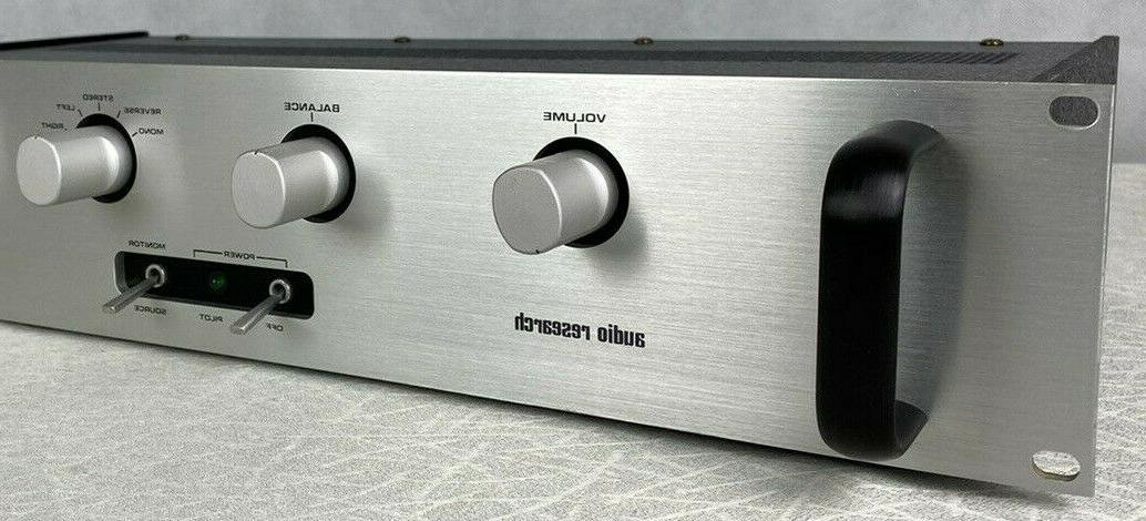 preamp sp 5 stereo preamplifier nice