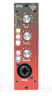 Studio Projects SPM5 Microphone Preamp Mic Pre for API 500 S
