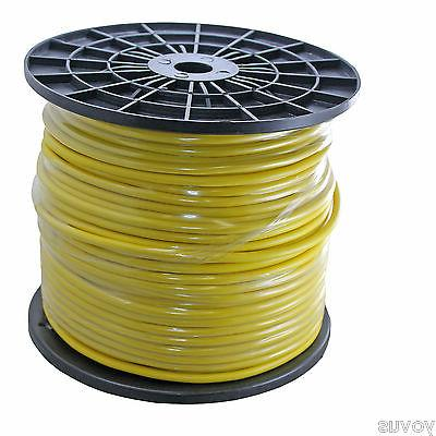 yellow 500ft roll spool reel stereo audio