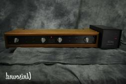 Mark Levinson ML-1 Stereo Preamplifier w/ PS-150 in Very Goo