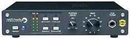 Great River ME-1NV Microphone Preamp with RK-1 Rack Kit Mic,