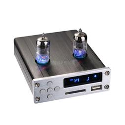 Mini Vacuum Tube Preamplifier Stereo Audio Preamp USB HiFi L