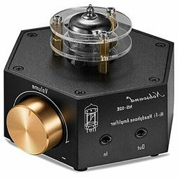 Nobsound NS-02E Vacuum Tube Headphone Amplifier Stereo HiFi