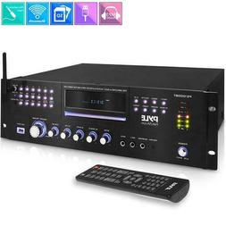 Pyle PD1000BT 1000W Stereo Speaker Audio Receiver, 4 Channel