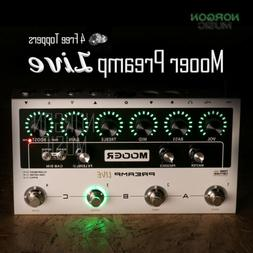 Mooer Preamp Live Electric Guitar Multi-Effects  Pedal Boost