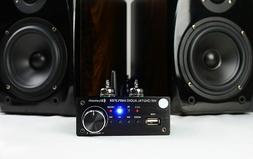 AIYIMA Preamplifier Bluetooth Vacuum Tube Preamp stereo wire