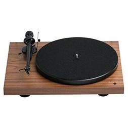 Pro-Ject Debut Recordmaster Walnut Turntable with USB and Ph