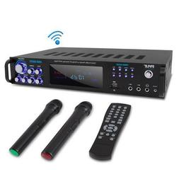 PWMA1003BT Bluetooth Amplifier Receiver & Microphone System